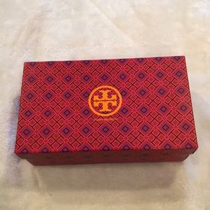 Tory Burch sandal box for size 8.5 sandals